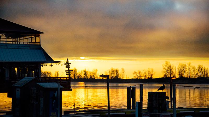 Steveston Sunrise