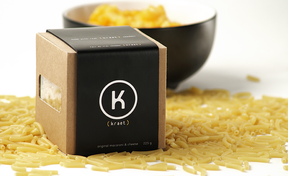 Kraet Mac amp Cheese Branding And
